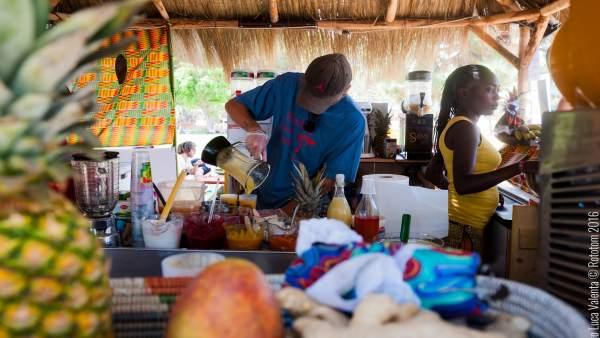 ElRototomSunsplashemprén un viatge gastronòmic per quatre continents