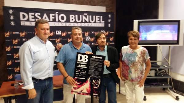 Presentación del 'Desafío Buñuel'