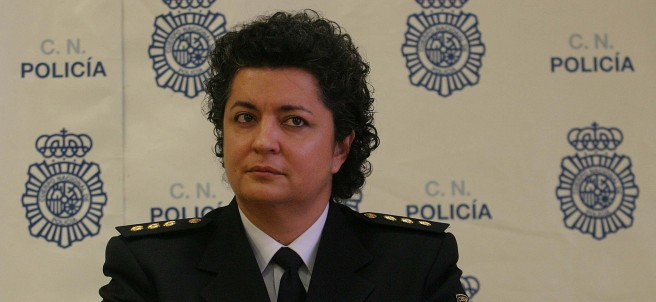 Pilar Allué, nueva subdirectora general de Recursos Humanos y Formación del Cuerpo Nacional de Policía