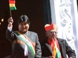 Roban la medalla y la banda presidenciales, símbolos históricos en Bolivia.