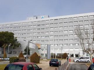 Complejo Asistencial de Ávila Hospital Ntra. Sra. de Sonsoles