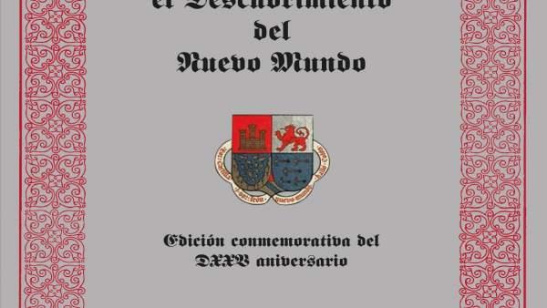 Carta de Colón anunciando el descubrimiento del Nuevo Mundo