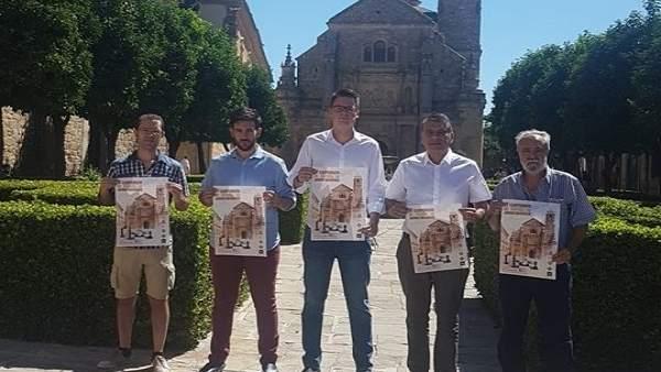 Presentación del V Campeonato de España de Ajedrez en modalidad relámpago.