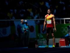 Bruno Hortelano en Río 2016