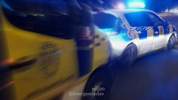 Patrullas de la Policía Local de Sevilla