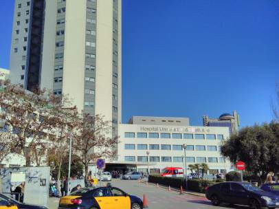 Hospital de Bellvitge.
