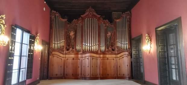 Organo musical, instrumento