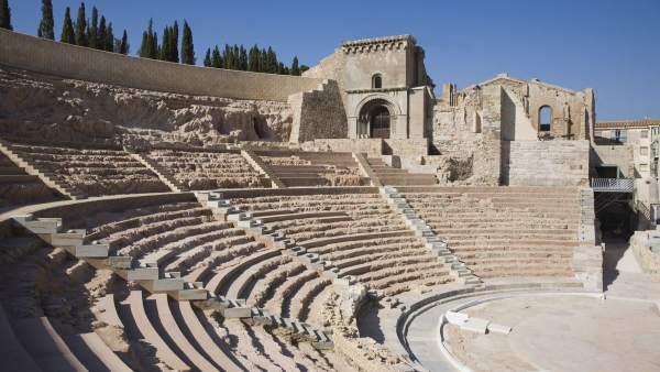 Imagen del Teatro Romano