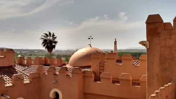 Castillo del municipio granadino de Láchar