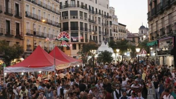 Fiestas de La Paloma 2018