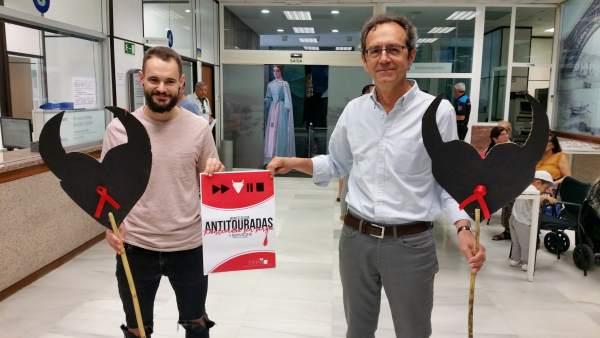 Presentación de firmas de Galiza Mellor Sen Touradas y FFW