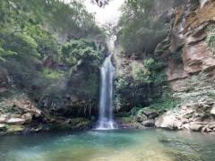 Imagen del Parque Nacional Rincón de la Vieja, en Costa Rica