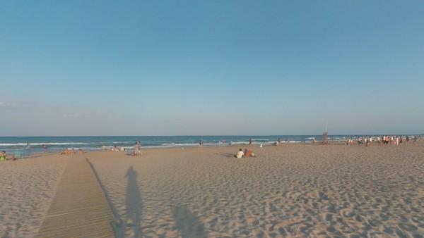 Playa en Canet d'en Berenguer