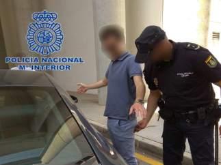 Detenido en Elche por asaltar viviendas