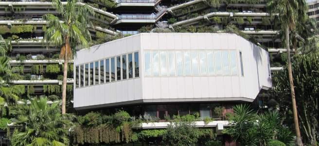 Sede de la editorial Planeta, Grupo Planeta.