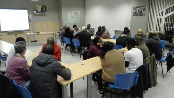 Charlas de sensibilización sobre África