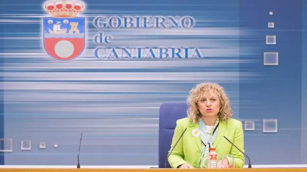 La vicepresidenta, Eva Díaz Tezanos, informa de los acuerdos del Consejo de Gobi