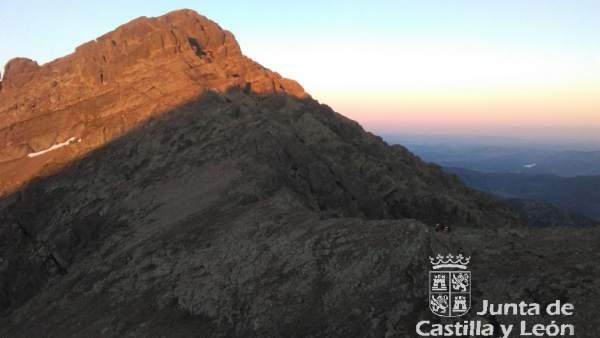 Palencia.- Pico Curavacas
