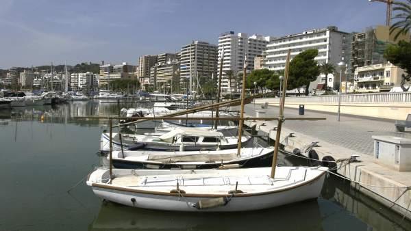 Paseo MarÍítimo de PAlma de Mallorca