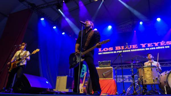 Los 'Blue Yeyes'