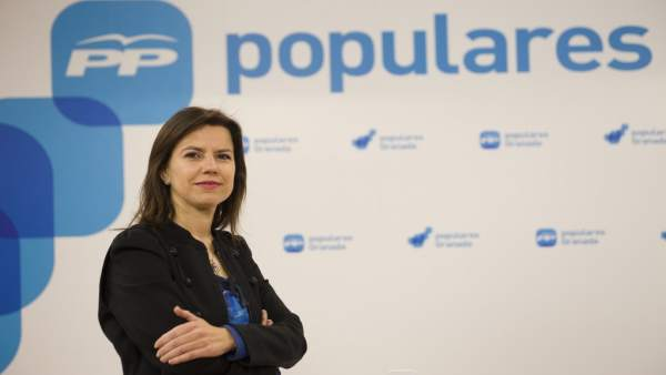 La parlamentaria del PP Ana Vanesa García