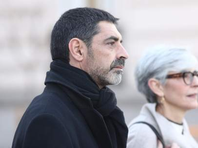 Trapero llega a la Audiencia Nacional para declarar por el procés