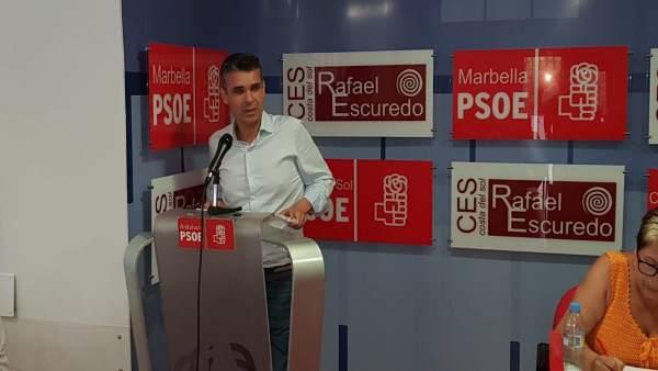 José Bernal. PSOE Marbella