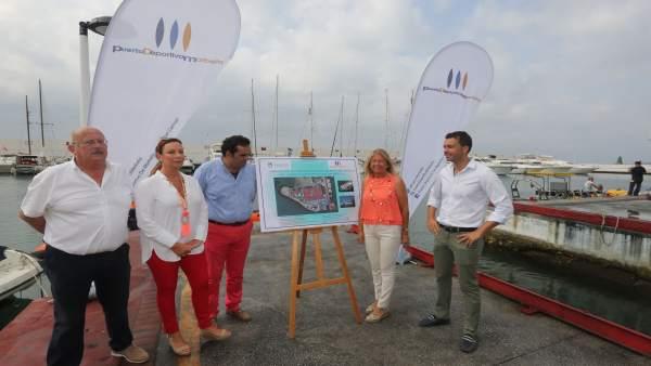 La alcaldesa Ángeles Muñoz presenta el proyecto