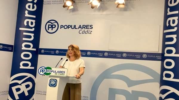 Ana Mestre, del PP-A.