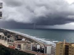 Probables tormentas fuertes en el sudeste peninsular