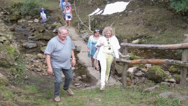 Fiesta mitológica 'Un pueblo de leyendas'