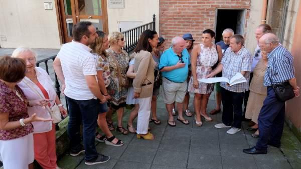 Gema Igual presenta el proyecto de acondicionamiento del local