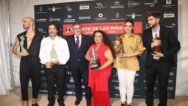Ganadores del FICM 2018