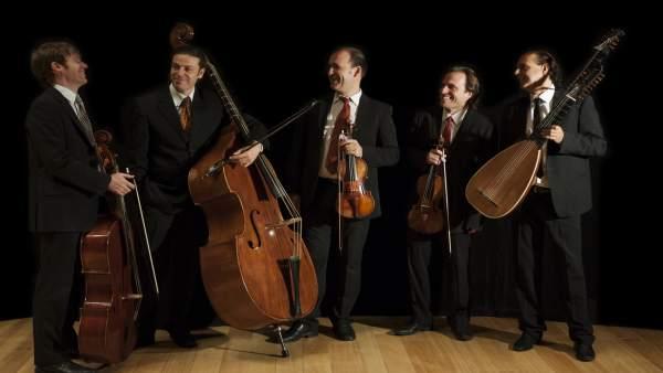 Al Ayre Español Ensemble.