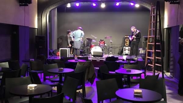 Sala negra-Café Teatro