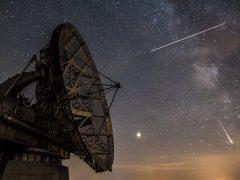 La lluvia de Perseidas, una maravilla estelar en las noches de verano