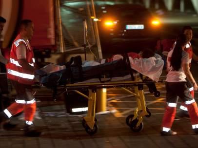 Accidente Vigo