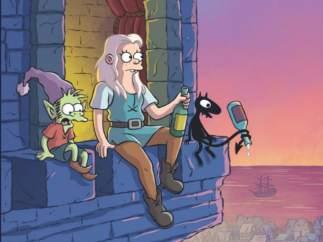 'Des(encanto)', de Matt Groening