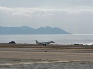 Aeropuerto de Almería.