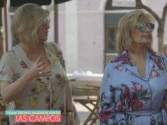 'Las Campos' viajan a Buenos Aires