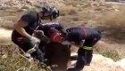Rescatan a unos cachorros arrojados a un pozo en Murcia