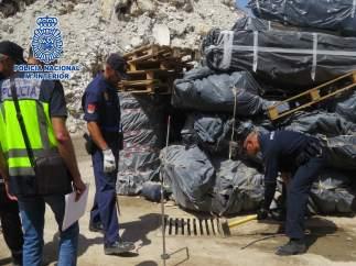 Policia Nacional Nota De Prensa Y Fotos 'Detenidos Los Responsables De Una Empre