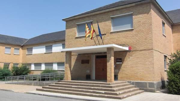 Instituto de Formación Agroambiental de Jaca