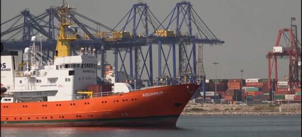 Cataluña acogerá a los 60 inmigrantes que recibirá España del Aquarius