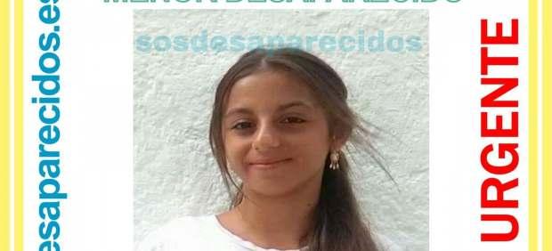 Buscan a una menor de 15 años de edad desaparecida en Jerez este pasado lunes