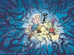 (Des)encanto, la nueva serie de Matt Groening
