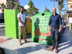 Campaña de Ecovidrio en Mijas