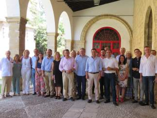 Convivencia del PP de Cádiz