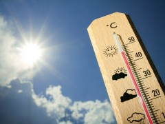 La temperatura global será más alta en los próximos cuatro años