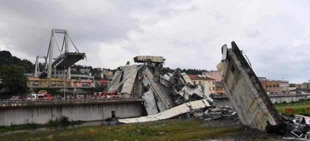 La concesionaria de las autopistas italianas cae un 22,26% en Bolsa